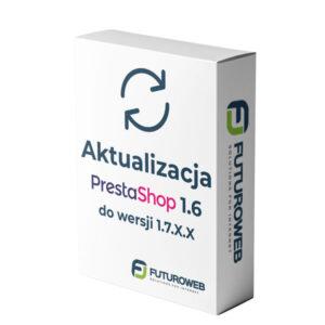 Aktualizacja Prestashop 1.6 do Prestashop 1.7