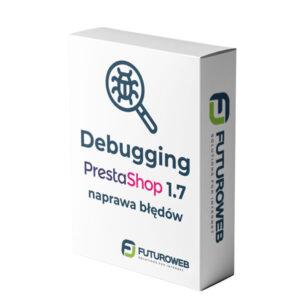 Debugging Prestashop 1.7 naprawa błędów