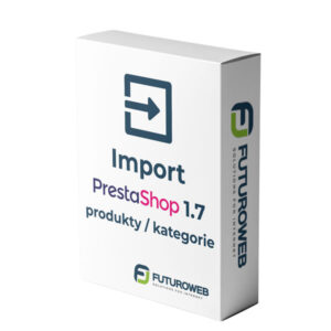 Import produktów i kategorii do Prestashop