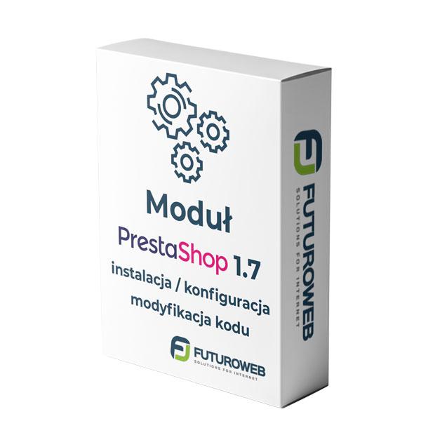 Instalacja, konfiguracja, modyfikacja kodu modułu Prestashop 1.7