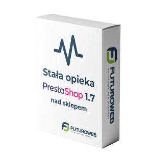 Opieka techniczna nad sklepem Prestashop 1.7