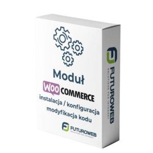 Instalacja, konfiguracja, modyfikacja kodu modułu WooCommerce