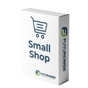 Small Shop sklep internetowy na zamówienie