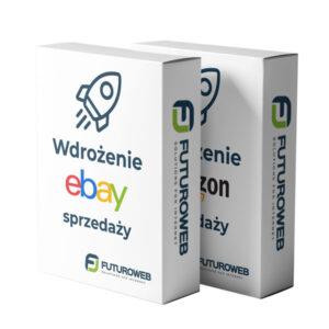 Wdrożenie sprzedaży Ebay Amazon Allegro